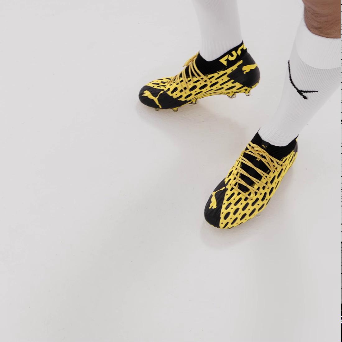 Imagen PUMA Zapatos de fútbol FUTURE 5.1 NETFIT FG/AG para hombre #9