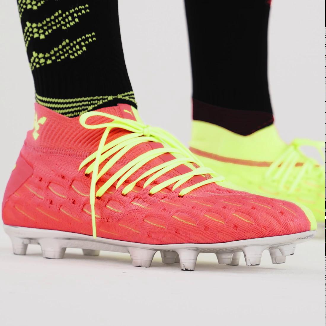 Image PUMA FUTURE 5.1 NETFIT FG/AG Men's Football Boots #9