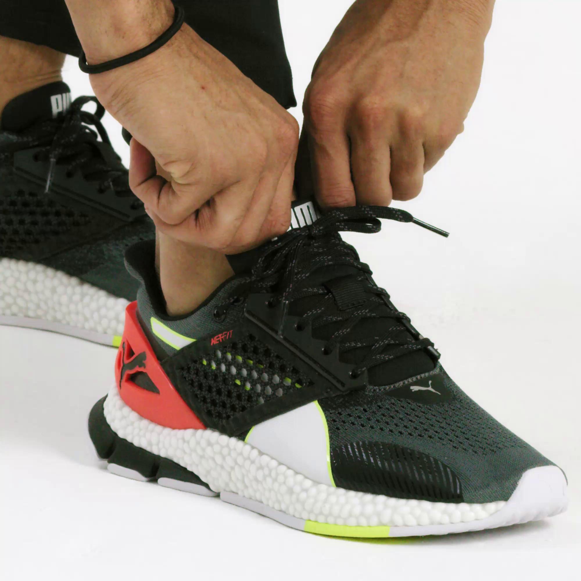Image Puma HYBRID NETFIT Astro Men's Running Shoes #8