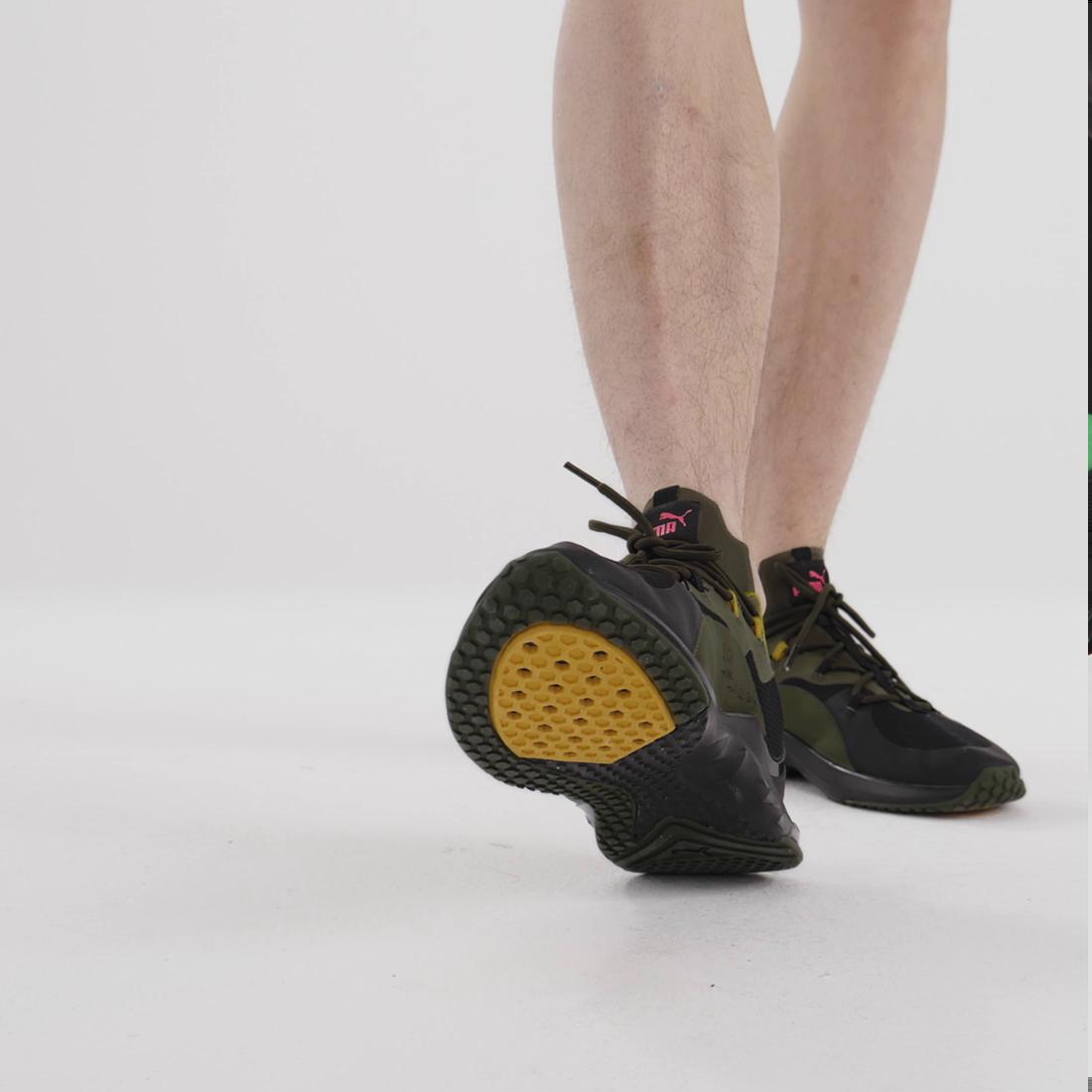 Image PUMA LQDCELL Hydra FM Camo Men's Training Shoes #8