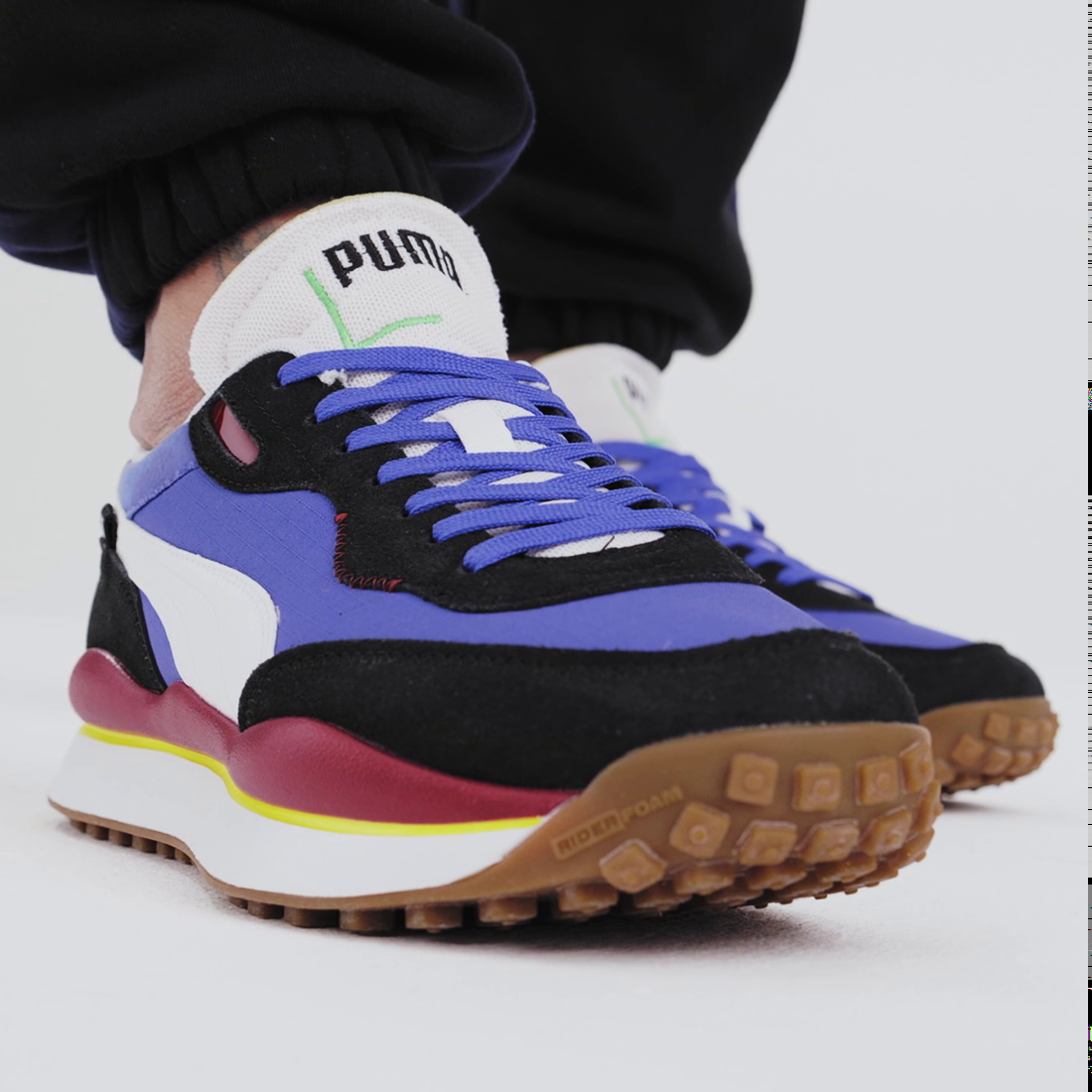 Image Puma Style Rider Play On Trainers #7