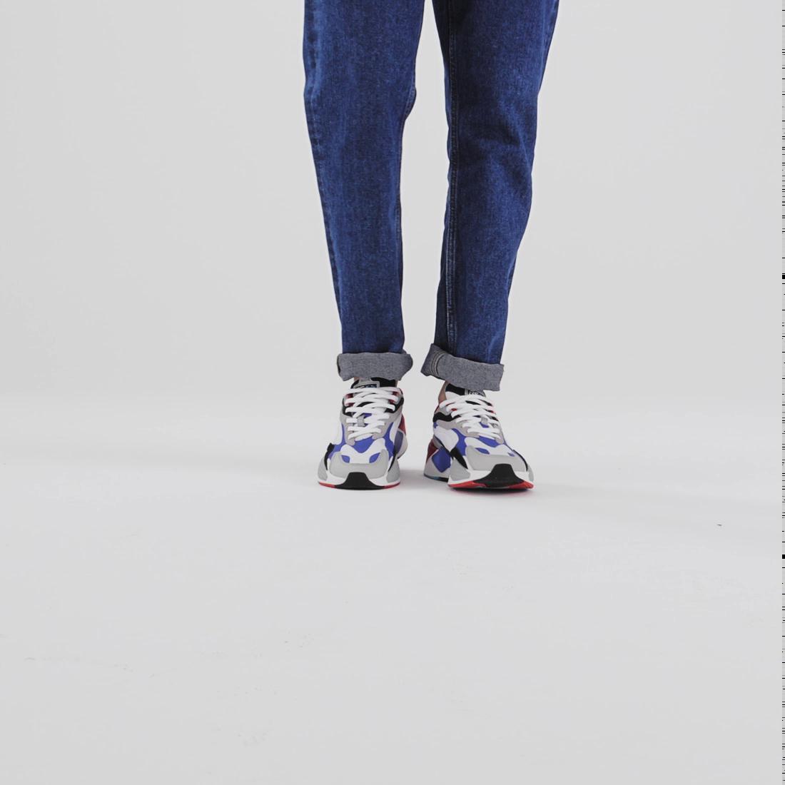 Görüntü Puma RS-X³ Puzzle Ayakkabı #8