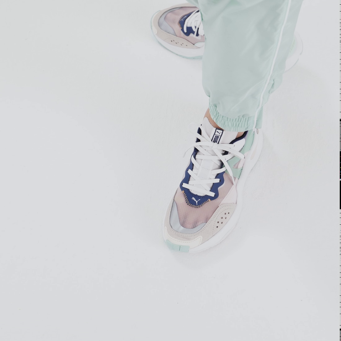 Imagen PUMA Zapatillas Rise para mujer #10