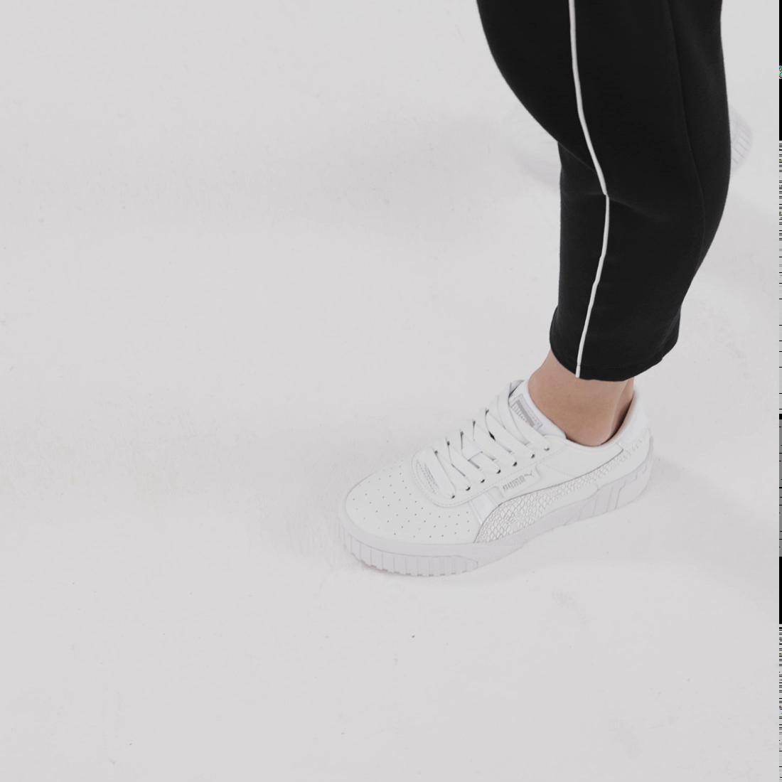 Image PUMA Cali Snake Women's Sneakers #8