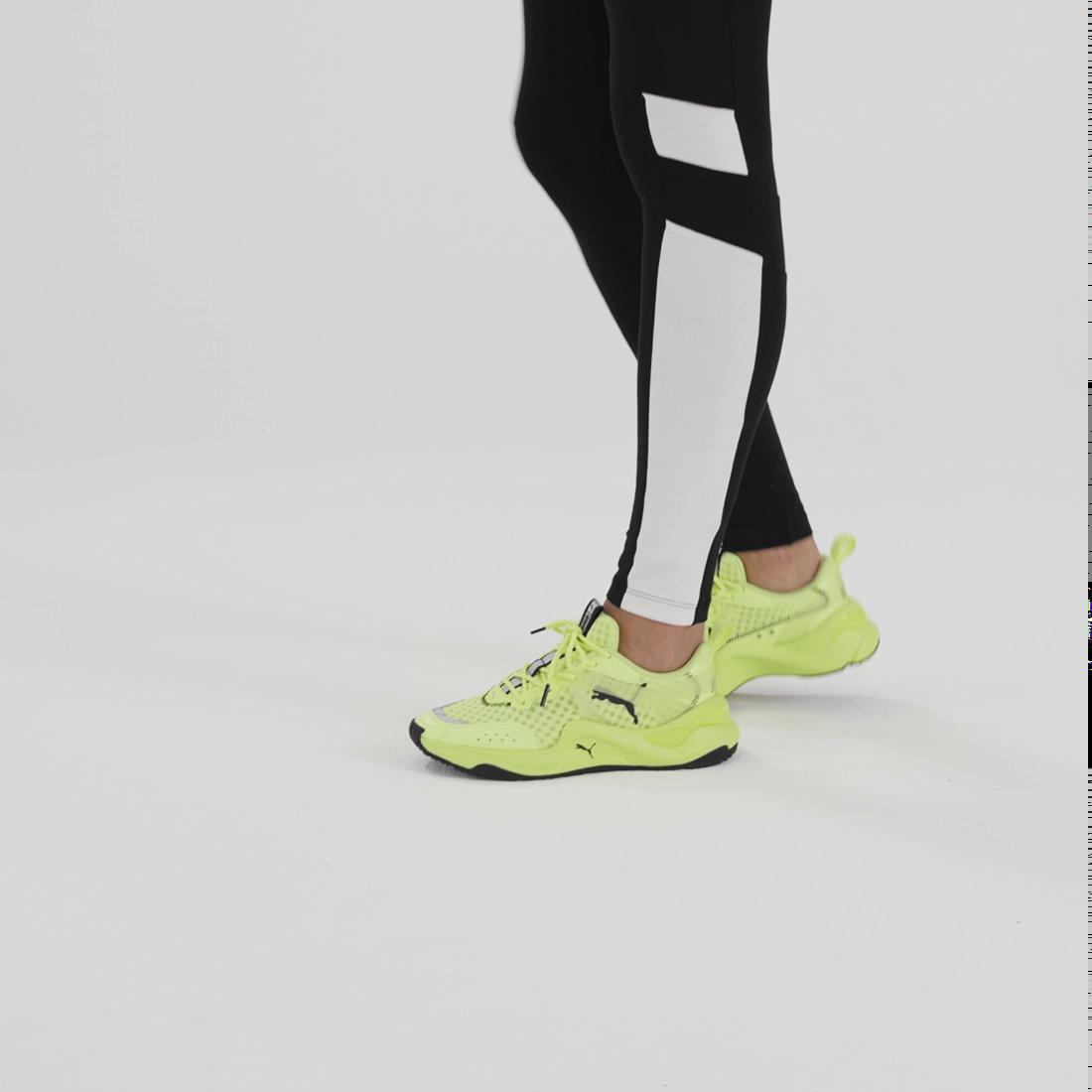 Imagen PUMA Zapatillas Rise Neon para mujer #8