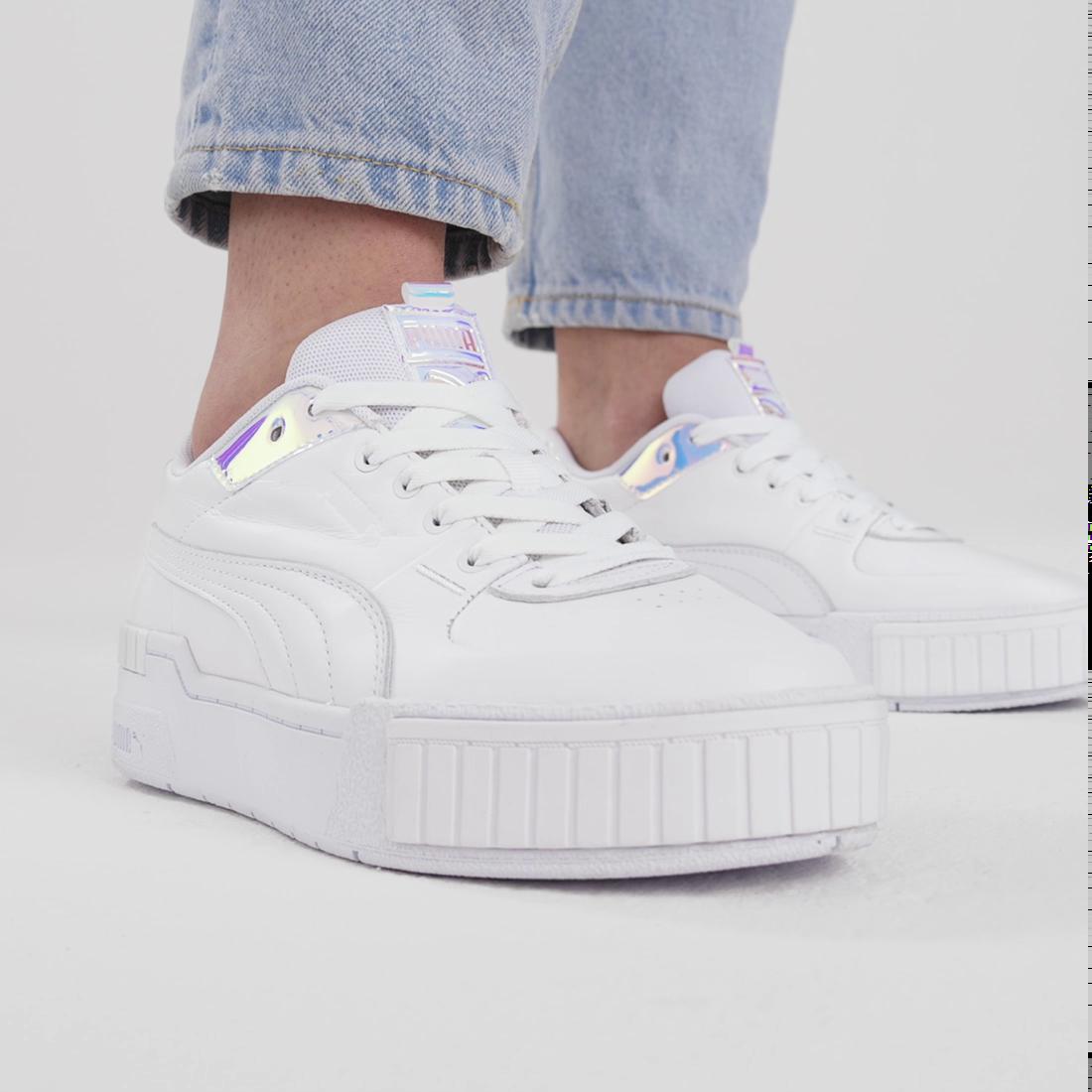 Görüntü Puma CALI Sport Glow Kadın Ayakkabı #8