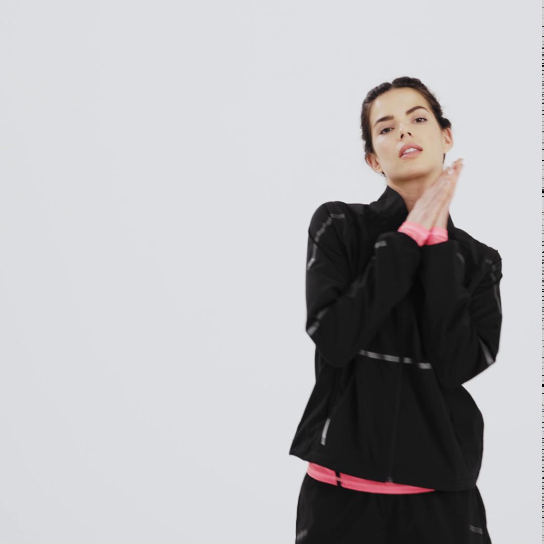 Imagen PUMA Chaqueta para running Runner ID Woven para mujer #9