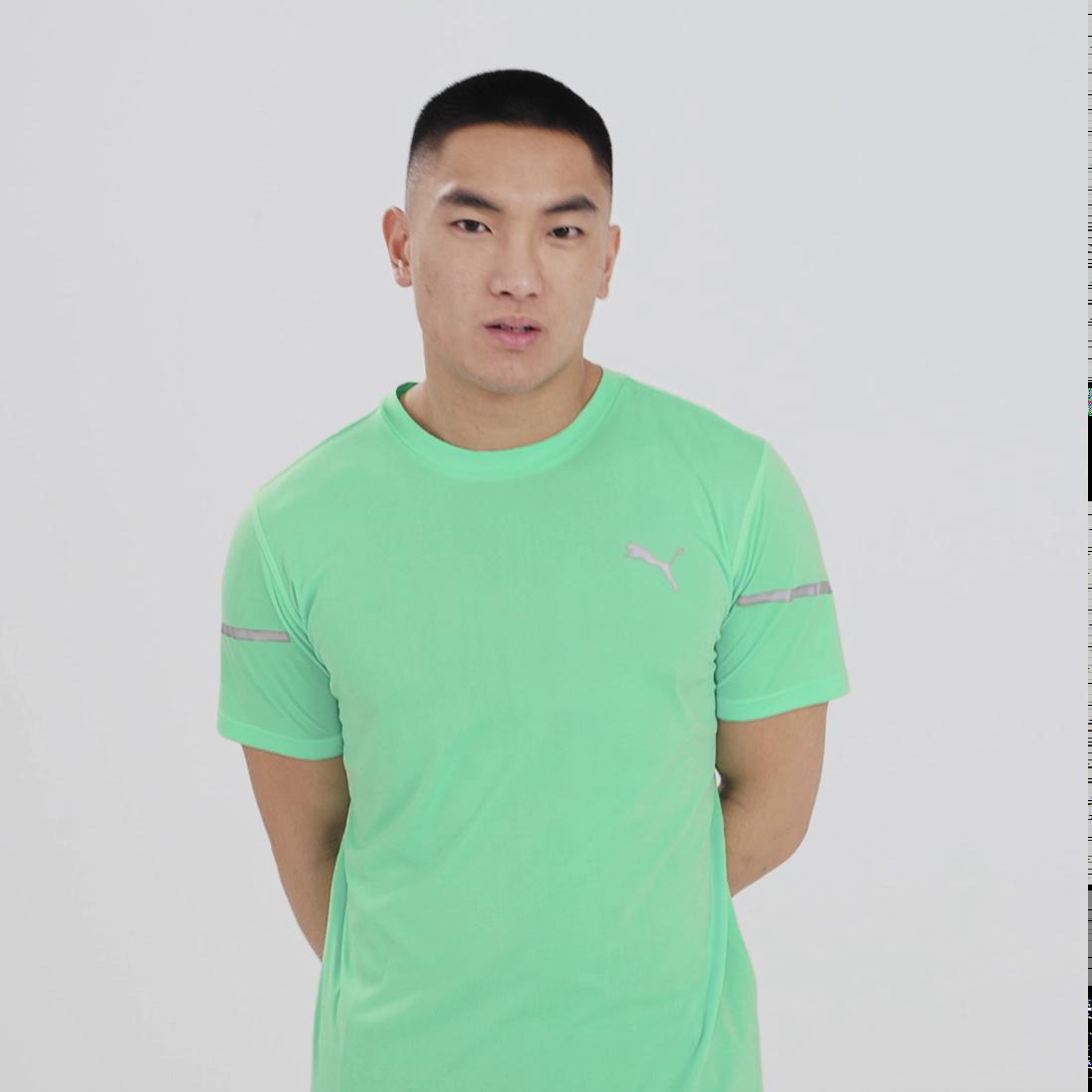 Image PUMA Camiseta Runner ID Thermo R+ Masculina #9