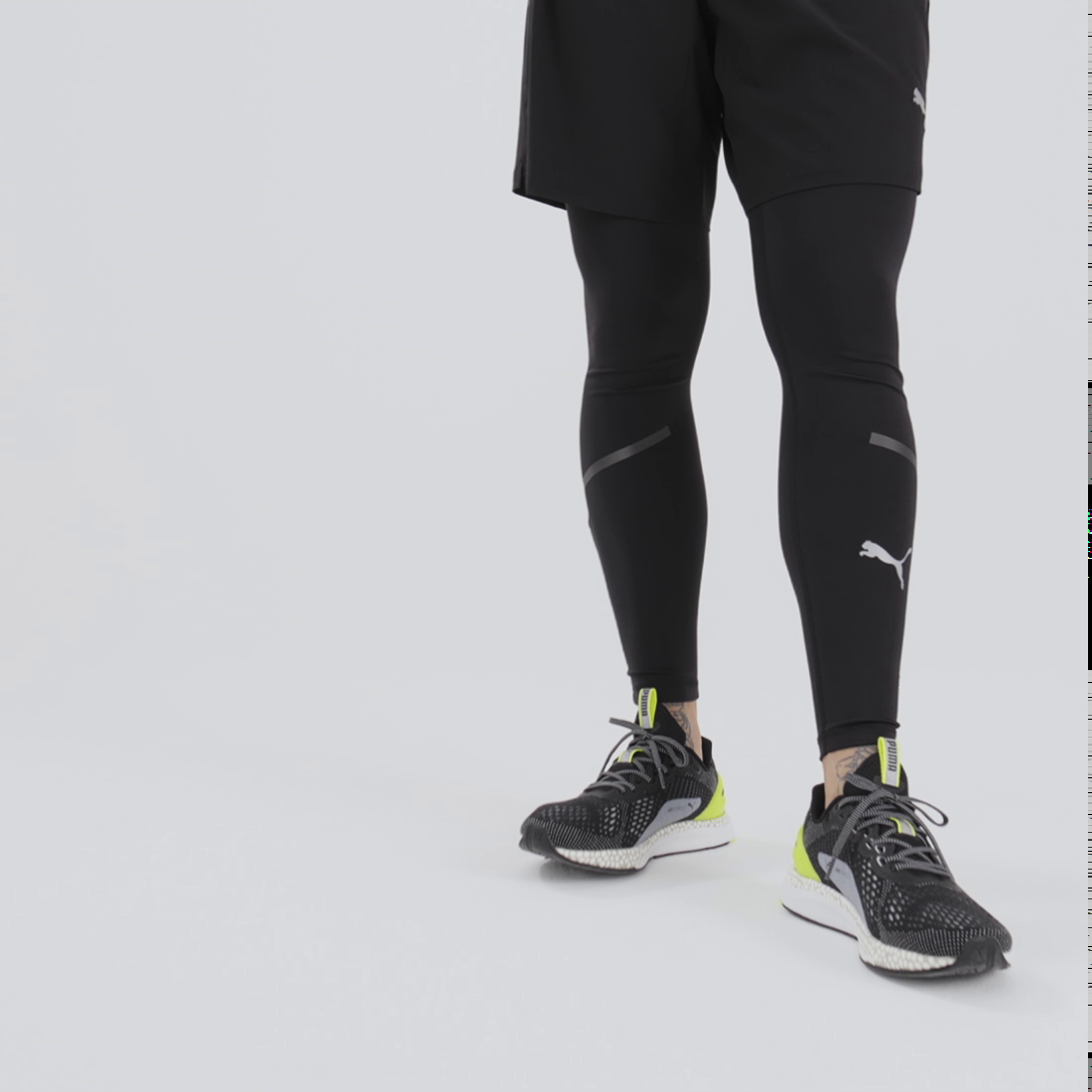 Görüntü Puma Runner ID Thermo R+ Koşu Erkek Tayt #8