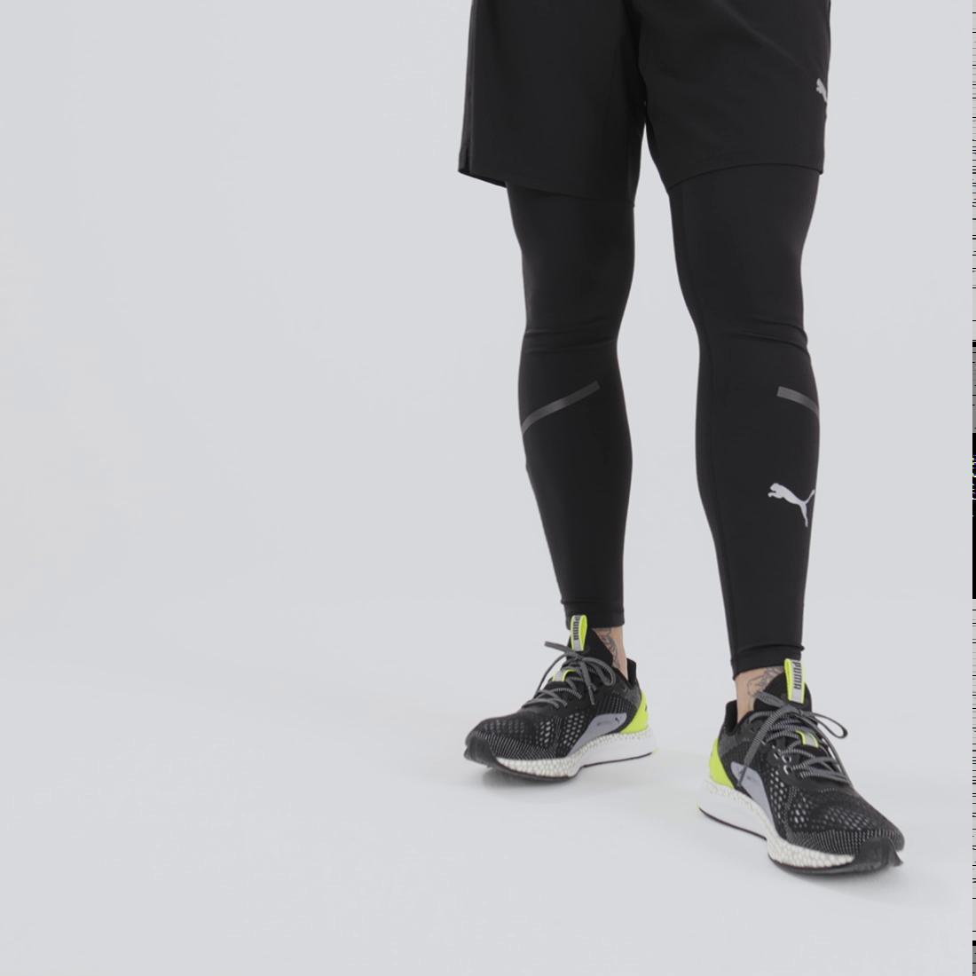 Image Puma Runner ID Long Men's Running Tights #8
