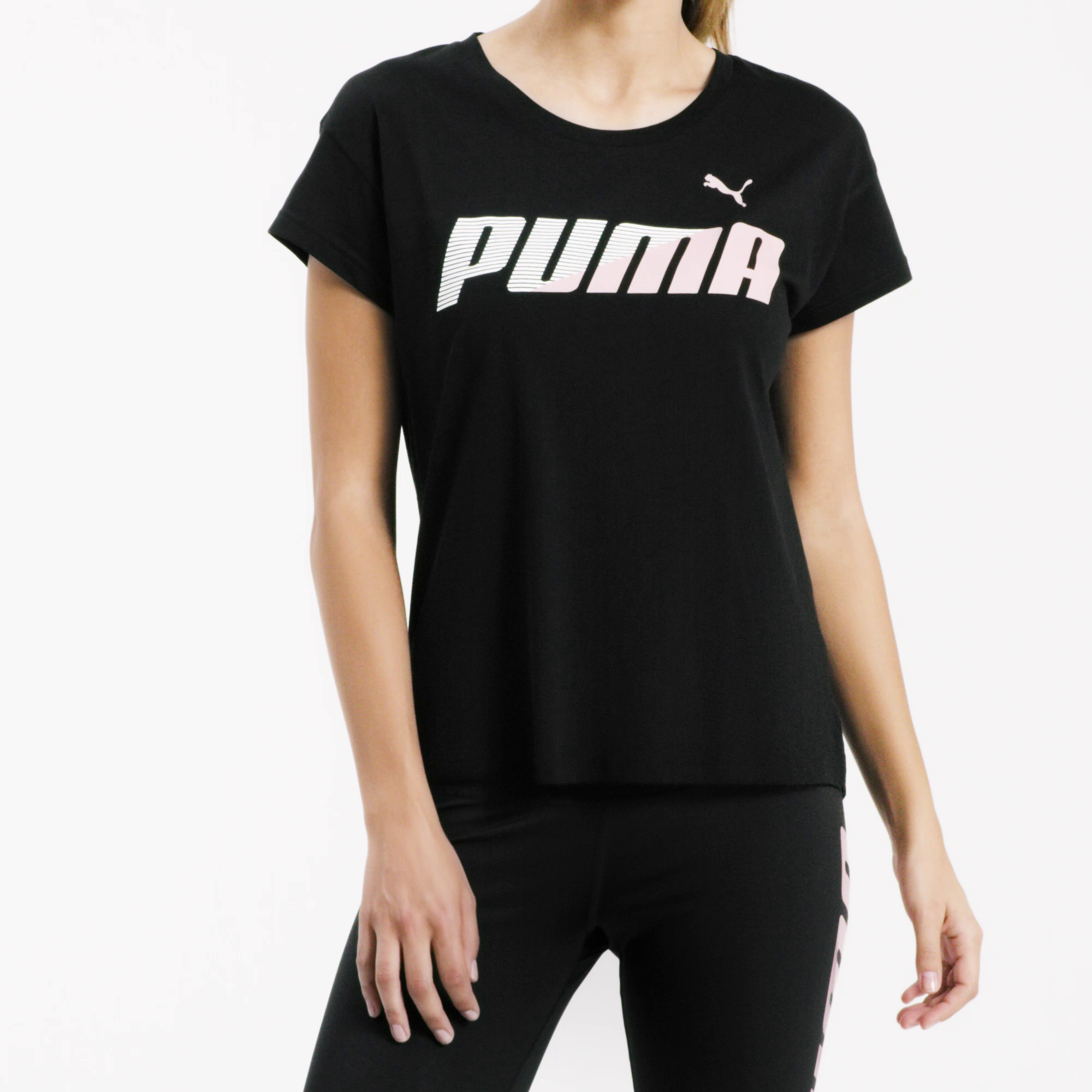 Image Puma MODERN SPORT Graphic Women's Tee #6