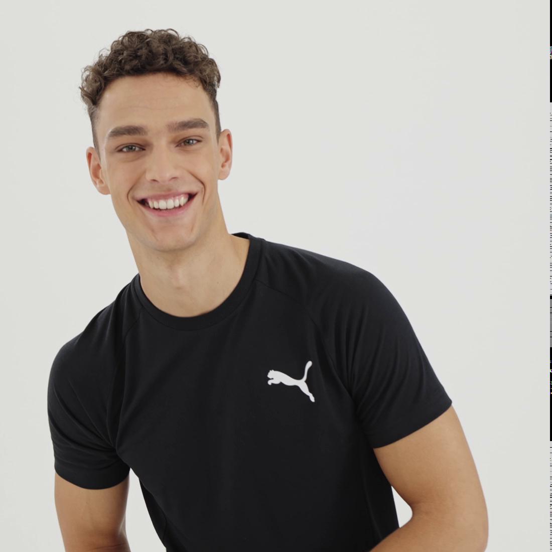 Görüntü Puma EVOSTRIPE Erkek T-Shirt #6