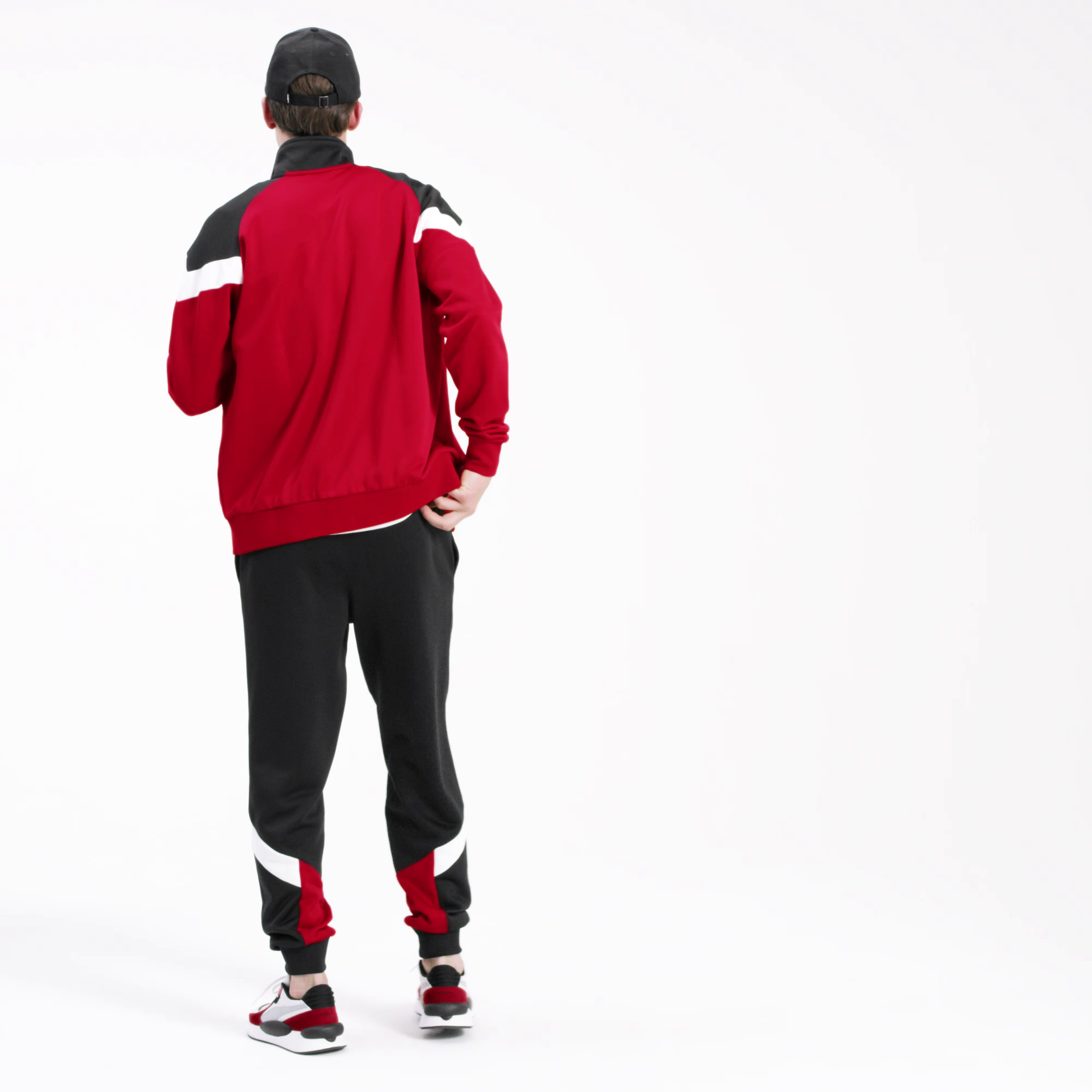 Image Puma Iconic MCS Knitted Men's Track Pants #6