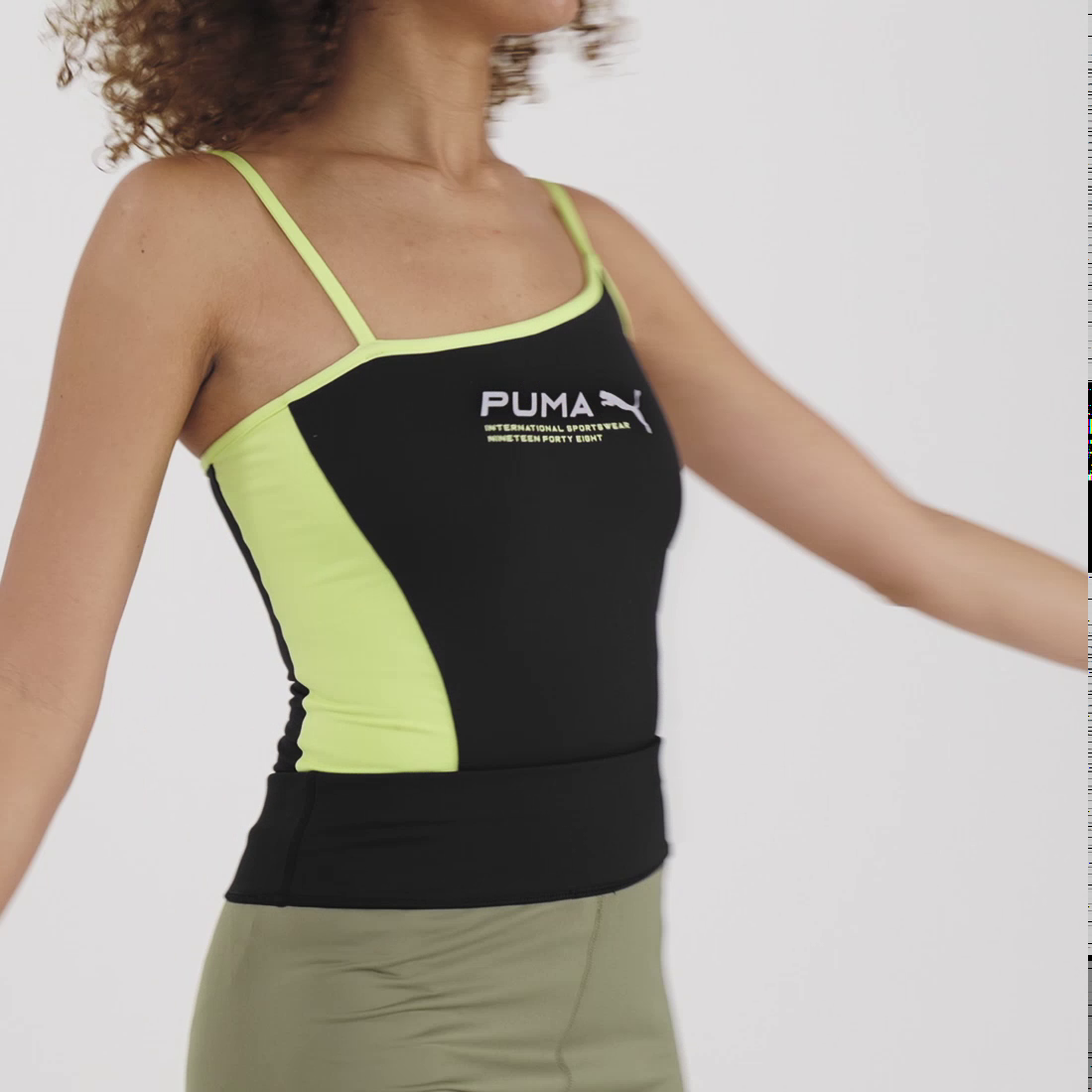 Image Puma Evide Sleeveless Women's Bodysuit #6