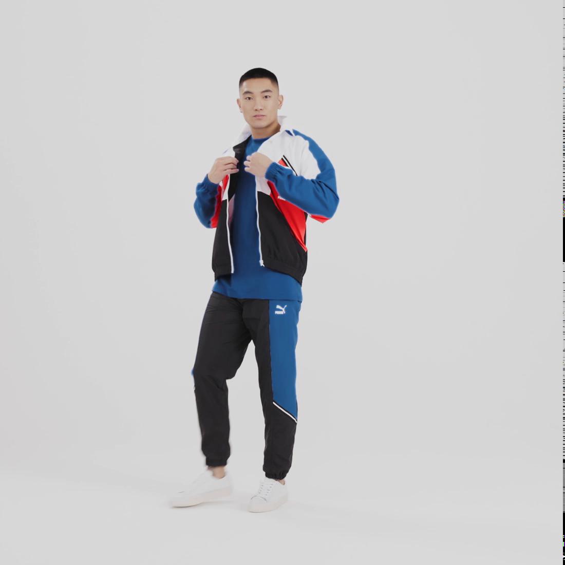 Изображение Puma Олимпийка PUMA TFS Woven Jacket #6