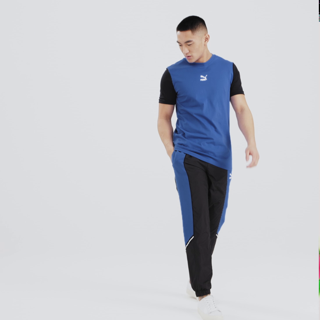 Image Puma PUMA Tailored for Sport Men's Woven Sweatpants #6