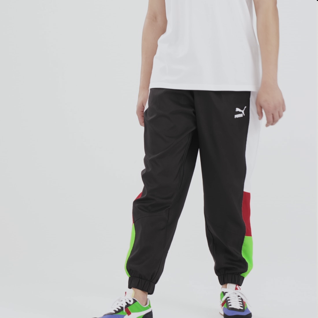 Зображення Puma Штани TFS OG Track Pants #6: Puma Black-Puma White
