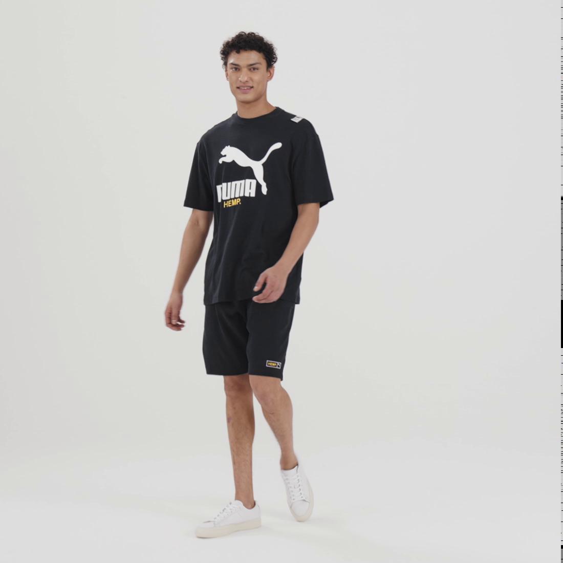 Image PUMA Camiseta Hemp Masculina #6